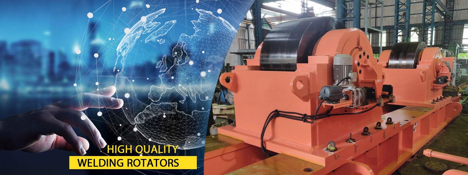 Welding Manipulators, Welding Column & Boom, Customized Special Purpose Machines